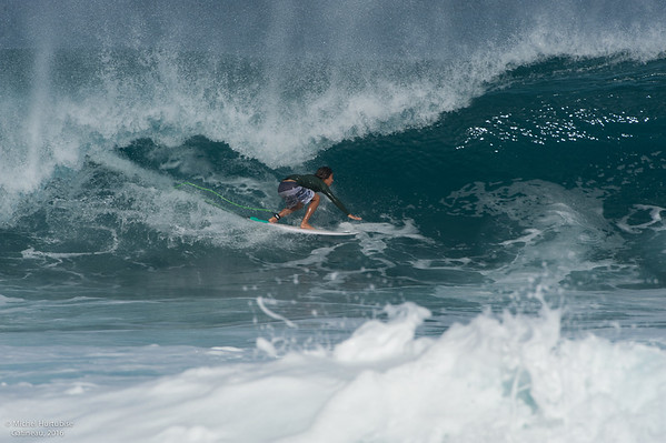 Hawaii-surfing