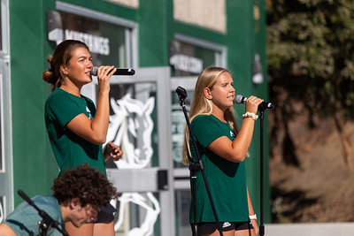 Cal Poly Beach Facilities Ceremony