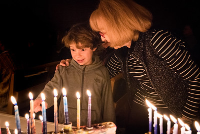Chanukah Menorah Lighting Ceremony