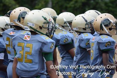 09-26-2015 Montgomery Village Sports Association Chiefs JR Pee Wee vs Forestville Sports Association Falcons, Photos by Jeffrey Vogt Photography