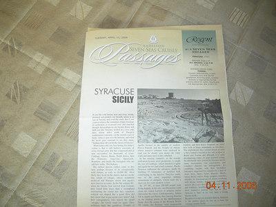 Syracuse, Italy (04/11/2006)