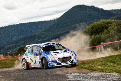 Rallye Vosgien 2016