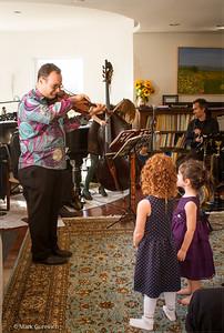 Ljova / Kontraband - House Concert at Roy Niederhoffer