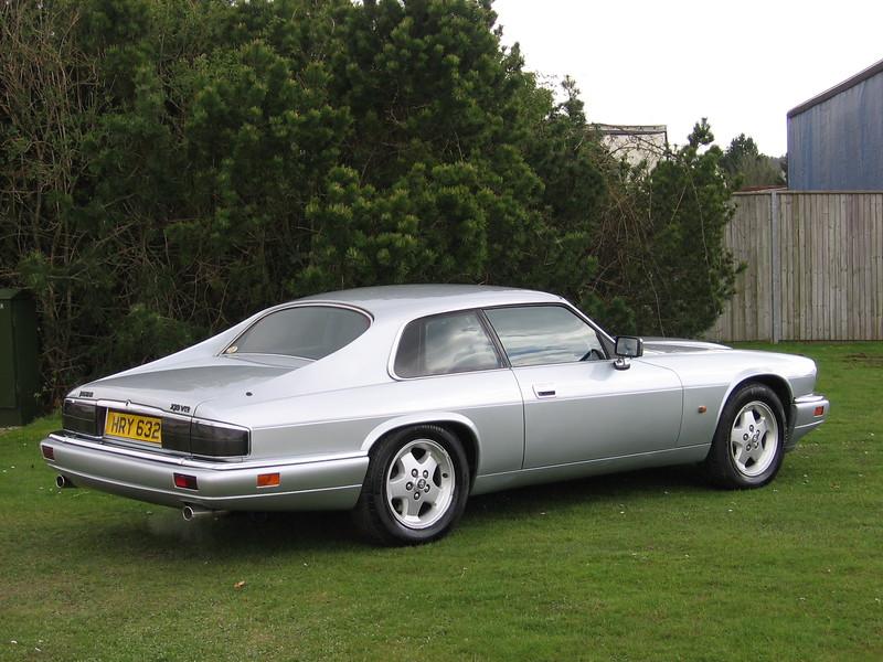 Jaguar Silver Frost (metallic)