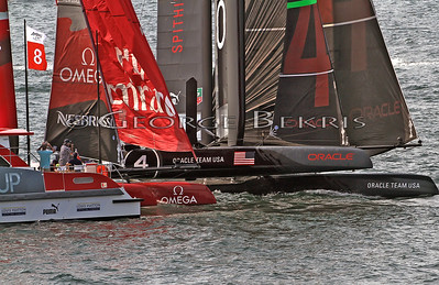 America's Cup World Series Newport 2012