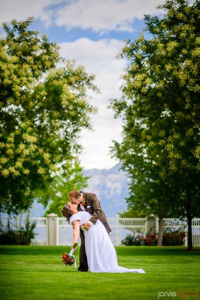 Timpanogos Wedding Pictures