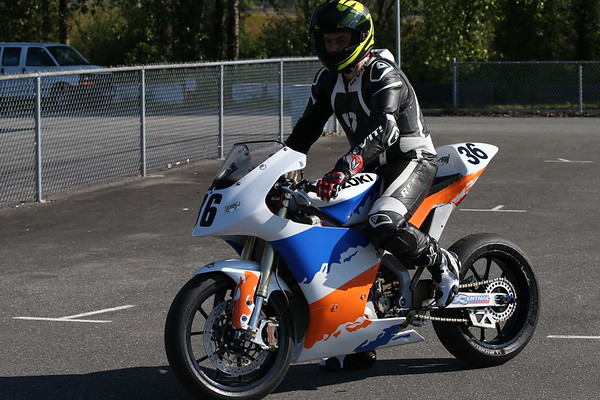 Westwood Motorcycle Racing Club - Track Day