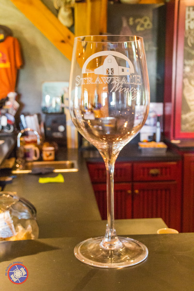 A Tasting Tool at Strawbale Winery (©simon@myeclecticimages.com)