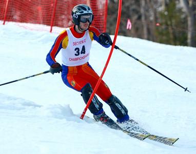 Section V Boys Slalom (Sectionals) 2-9-09