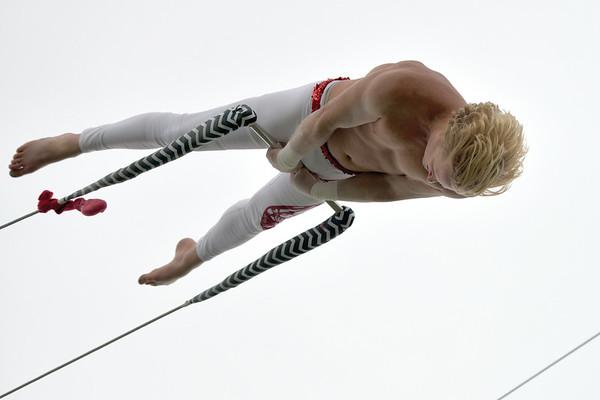 WyFly Flying Trapeze Show