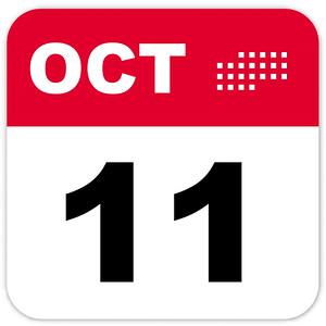 October 11