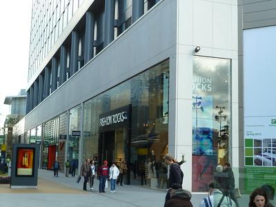 London E15- Westfield Stratford City