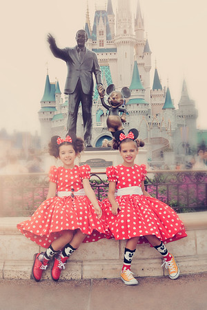 Child Model Magazine - Disney Magic Kingdom Winners