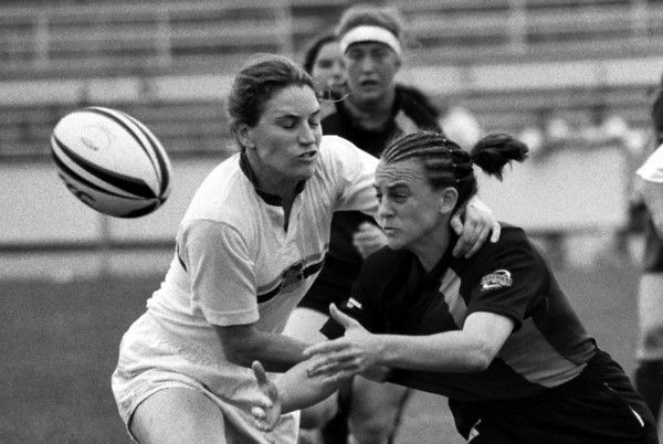 """Valkyries vs Berkeley (some moved to """"best of"""" gallery) b/w"""