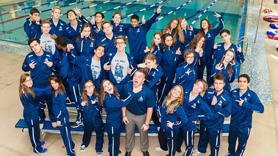 2014-15 Swim Team
