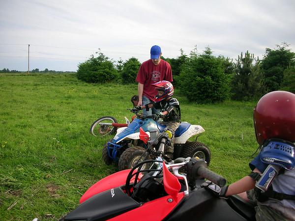 06-06-03 Field Riding