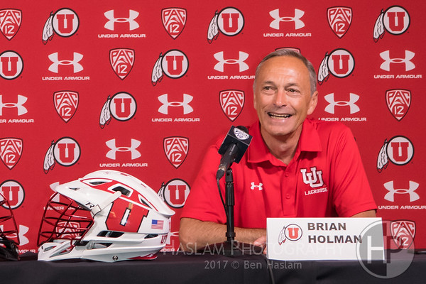 University of Utah - Press Conference - DI Announcement