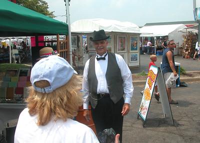 7-15 & 16-05 Farmington Founder's Festival & Parade by Nancy