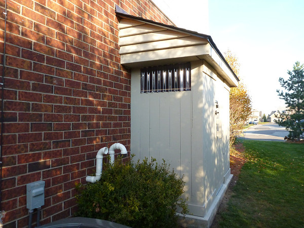 2012-Nov: My new shed