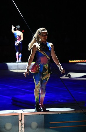 Ringling Bros Barnum Bailey Circus Final Time Spectrum Center Charlotte NC 2017
