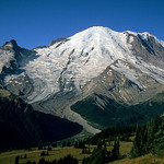 Mt. Rainier : Images from Sunrise, Mt. Rainer National Park, September 1, 2006.