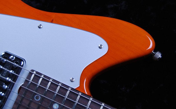 Reserve PlexiJet, 6120 Orange, TV Jones Pickups