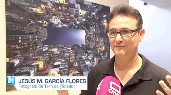 Entrevista CLM Televisión