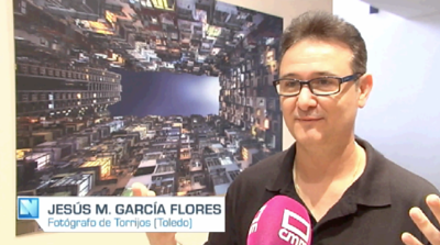 Entrevista Castilla la Mancha TV