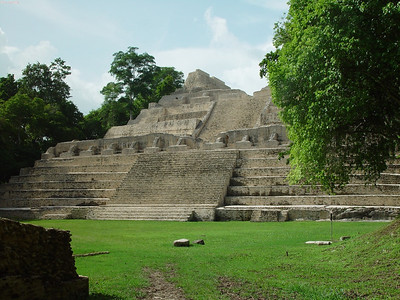 Caracol-Belize
