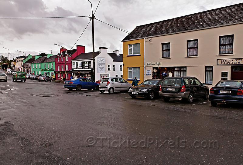 Sneem, County Kerry, Ireland
