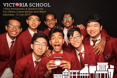 Victoria School 143rd Anniversary & Speech Day