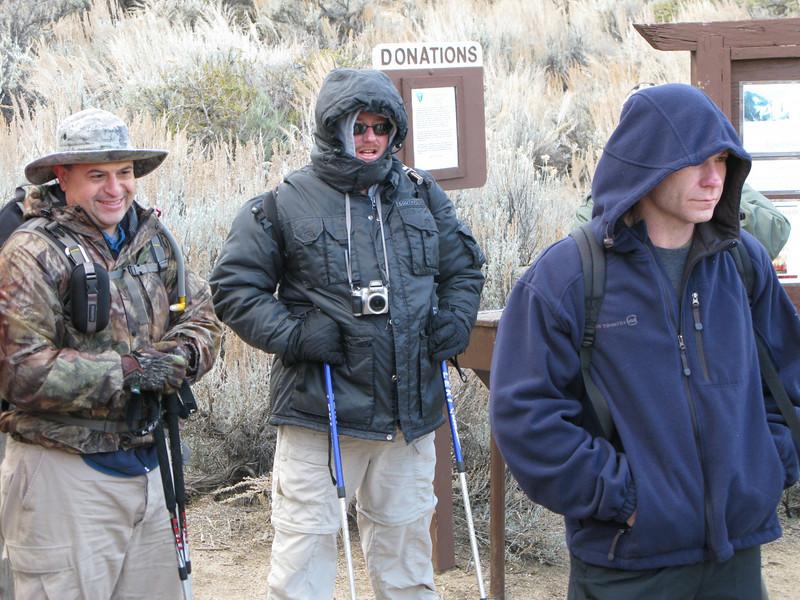 John,Nathan, and Peyton