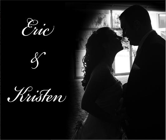 Kristen & Eric ~ Signature Album