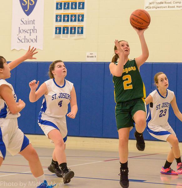 Corpus Basketball 2015-16