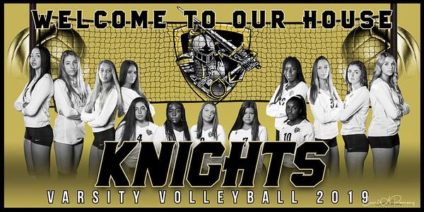 East Ridge Volleyball 2011 - 2020