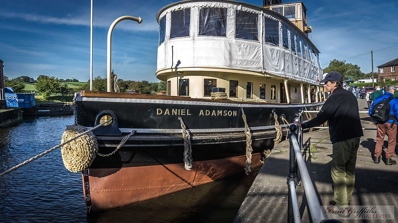 The Daniel Adamson on the Weaver 2016
