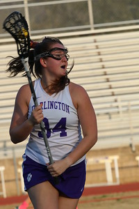 LaCrosse Girls Varsity 24 March 2015