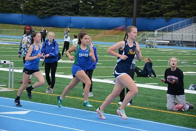 2021-05-18 EHS Girls Home Meet Event 8 - 3200m Run