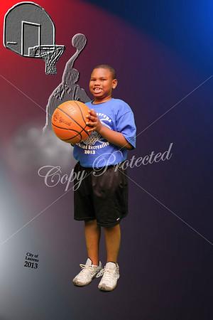 2013 City of laurens Basketball