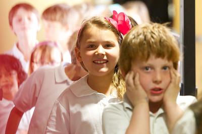 2nd Grade Music Sharing Program