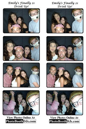 06/17/2017 Emily's Party (PhotoStrips)