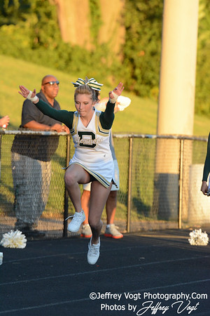 09-06-2013 Damascus High School Cheerleading,  Photos by Jeffrey Vogt Photography