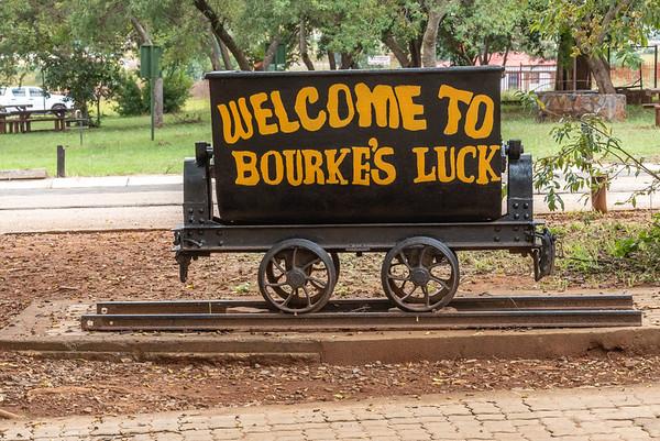 Bourkes Luck Potholes