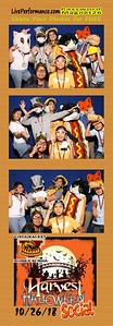 10/26/18 Vista Magnet Middle School Halloween Harvest Social - Photo Strips