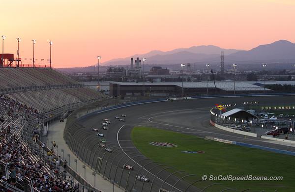 IndyCar Auto Club Speedway 2012