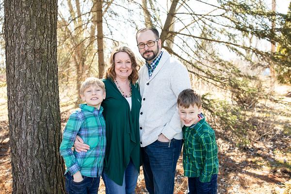 D Family St Patricks Mini