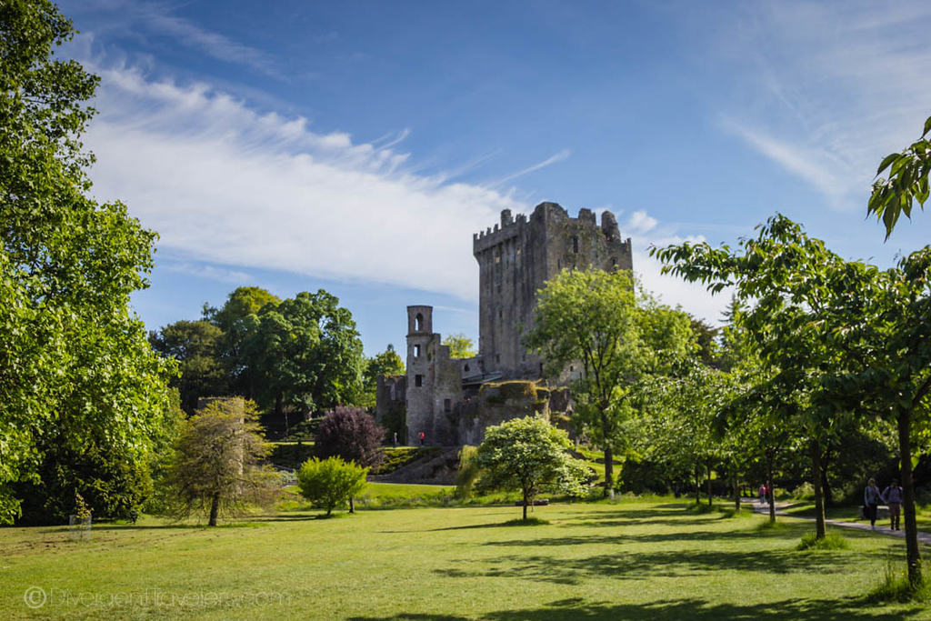 best day trips from Dublin - Blarney Castle - Lina Stock