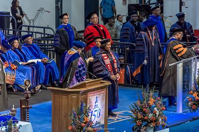 Dr. Monica Hutchins Graduation