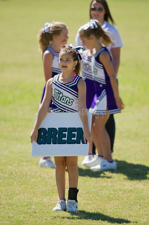 WAA Jnr-Snr Cheerleaders 09-14-14