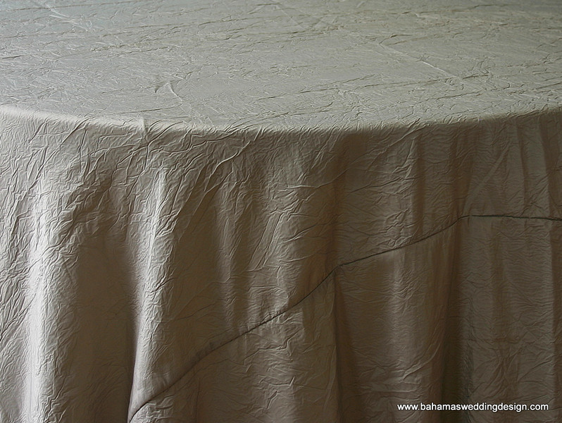 Crushed Taffeta - Sage